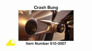 Video Touratech BMW R1200 Crash Bung - Final Drive Slider download MP3, 3GP, MP4, WEBM, AVI, FLV Juni 2018