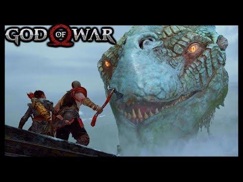 The World Serpent! - God Of War - Part 4