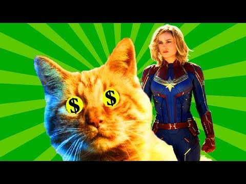 CAPTAIN MARVEL OPENING WEEKEND BOX OFFICE NUMBERS