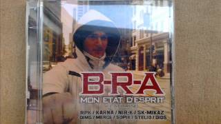 triste point en commun B.R.A  ARSEL KEMA ROSAV ET MERCE.wmv