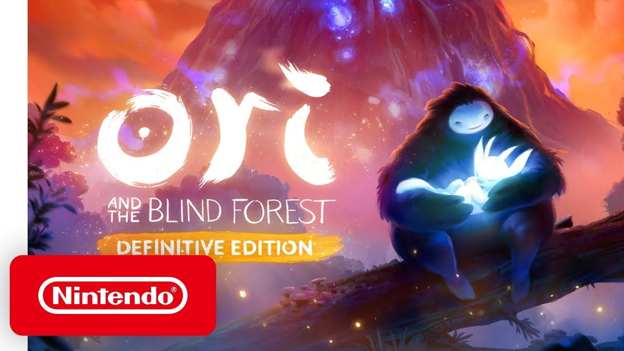 Ori in the Blind Forest - Nintendo Switch