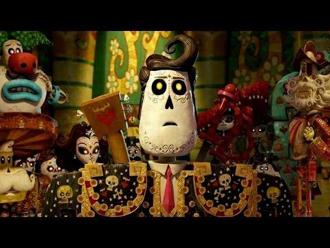 Il libro della vita miglior cartone animato del 2015 for Cartone animato trilli