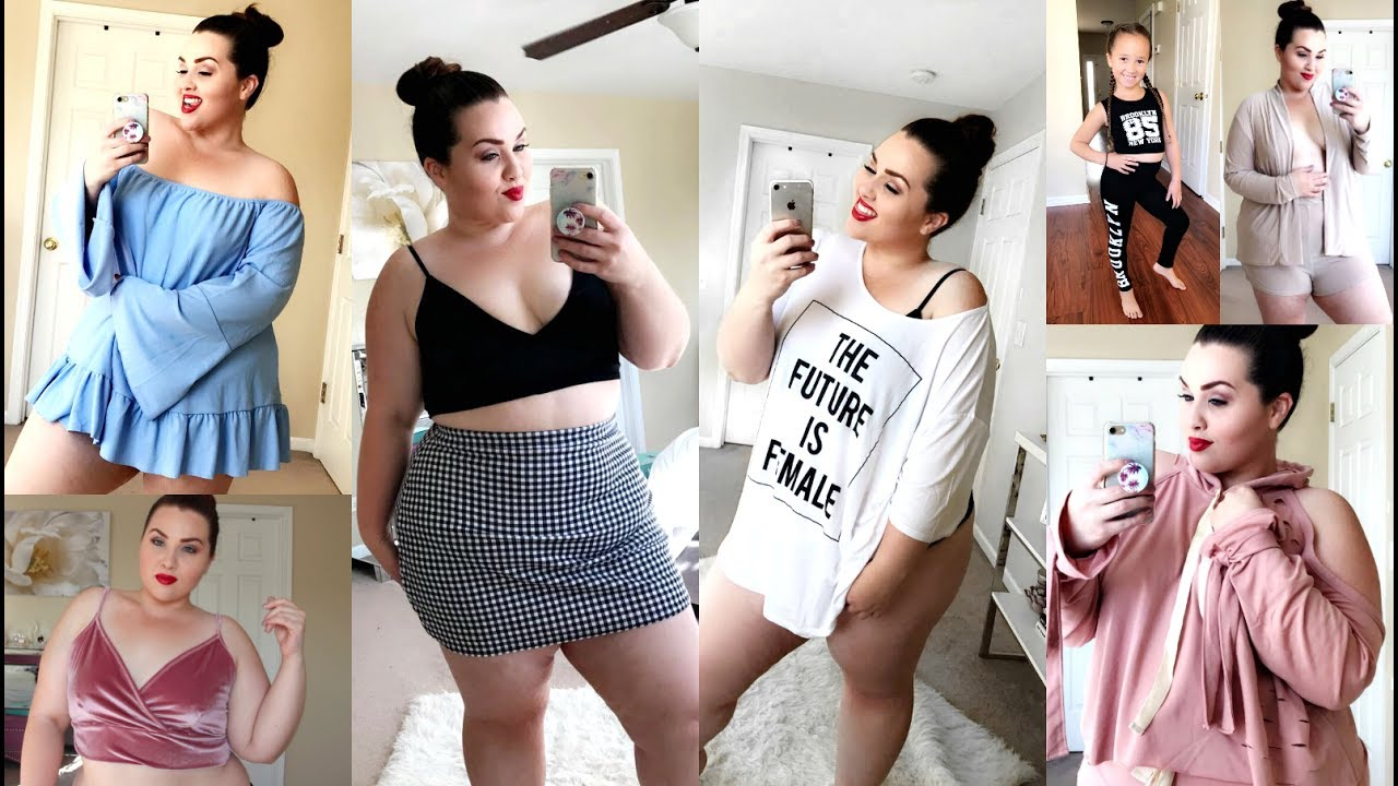 9bb0d9b3b23 Boohoo Try On Haul - Major Hits & Misses! |Plus Size Fashion| - YouTube