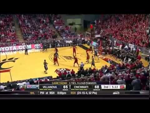 Cincinnati Vs. Villanova 2012