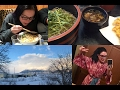JAPAN VLOG: Public Nude Onsen Experience, Train Rides & How To Eat Soba Noodles (Day 5)