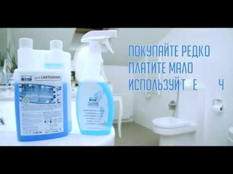 Моющее средство для сантехники и ванной комнаты PRIMA SOFT Dez-3