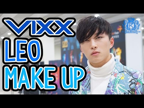 VIXX Leo Makeup ✩ Get Ready With Me!! | RickyKAZAF