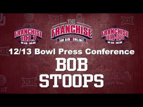 12/13 Bob Stoops - Sugar Bowl Press Conference