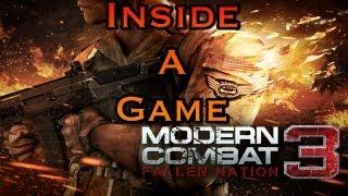 Modern Combat 3: Fallen Nation - Inside A Video Game