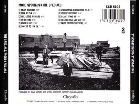 THE SPECIALS - (THE COMPLETE MORE SPECIALS ALBUM)