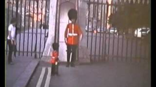 Repeat youtube video Mummys little soldier marching with the Guard outside Windsor Castle