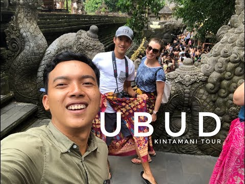 Ubud + Kintamani Volcano - Vlog #28