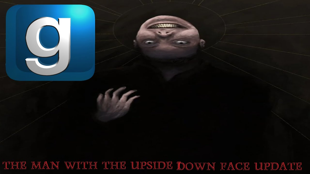 Download GMOD: Trevor Henderson Creature Update: The Man With The Upside Down Face UPDATE!