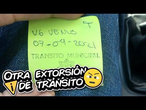 Policia transito Cuautitlan