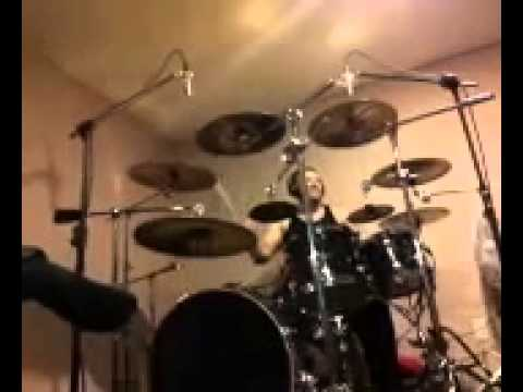 River Blindness Drum Recording