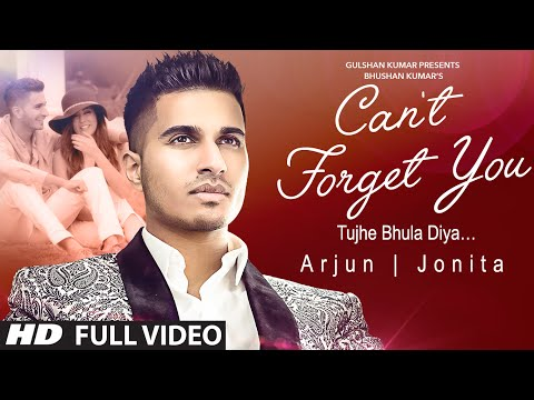 Thumbnail: Arjun: Can't Forget You (Tujhe Bhula Diya) VIDEO Song ft. Jonita Gandhi | T-Series