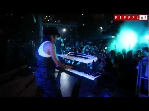 Eiffel65 - Cosa resterà (official video) - Live in Turin, Italy - 2011