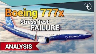 Boeing 777X failed