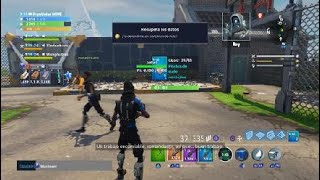The Monsters of the Mist Co Mati/Fortnite Save the World 5