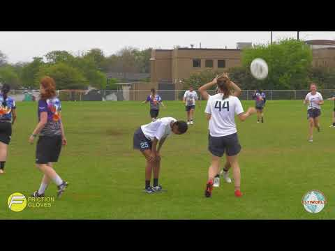 Friction Gloves Catch of the Month: Northwestern's Grace Young