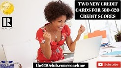 2 New Credit Cards For 580 - 640 FICO/CK Scores & No Hard Pull - MyFICO,Monitoring Services,Improve