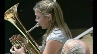 The Swan (Il Cigno) Baritone Horn (Flicorno Tenore) Solo.wmv
