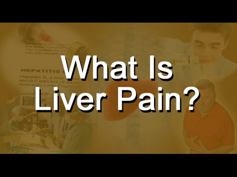 how to detect liver problems