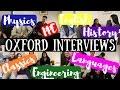 OXFORD INTERVIEWS EXPERIENCES, TIPS ADVICE viola helen
