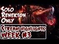 SoloRenektonOnly Stream Highlights Week #3