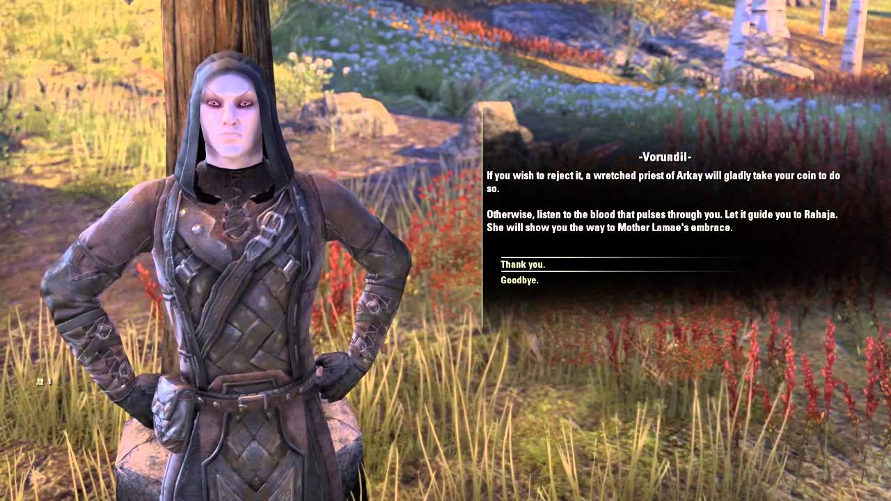 eso how to become vampire