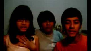 Poker Face - Lady GaGa Cover by Audrey & Gamaliel