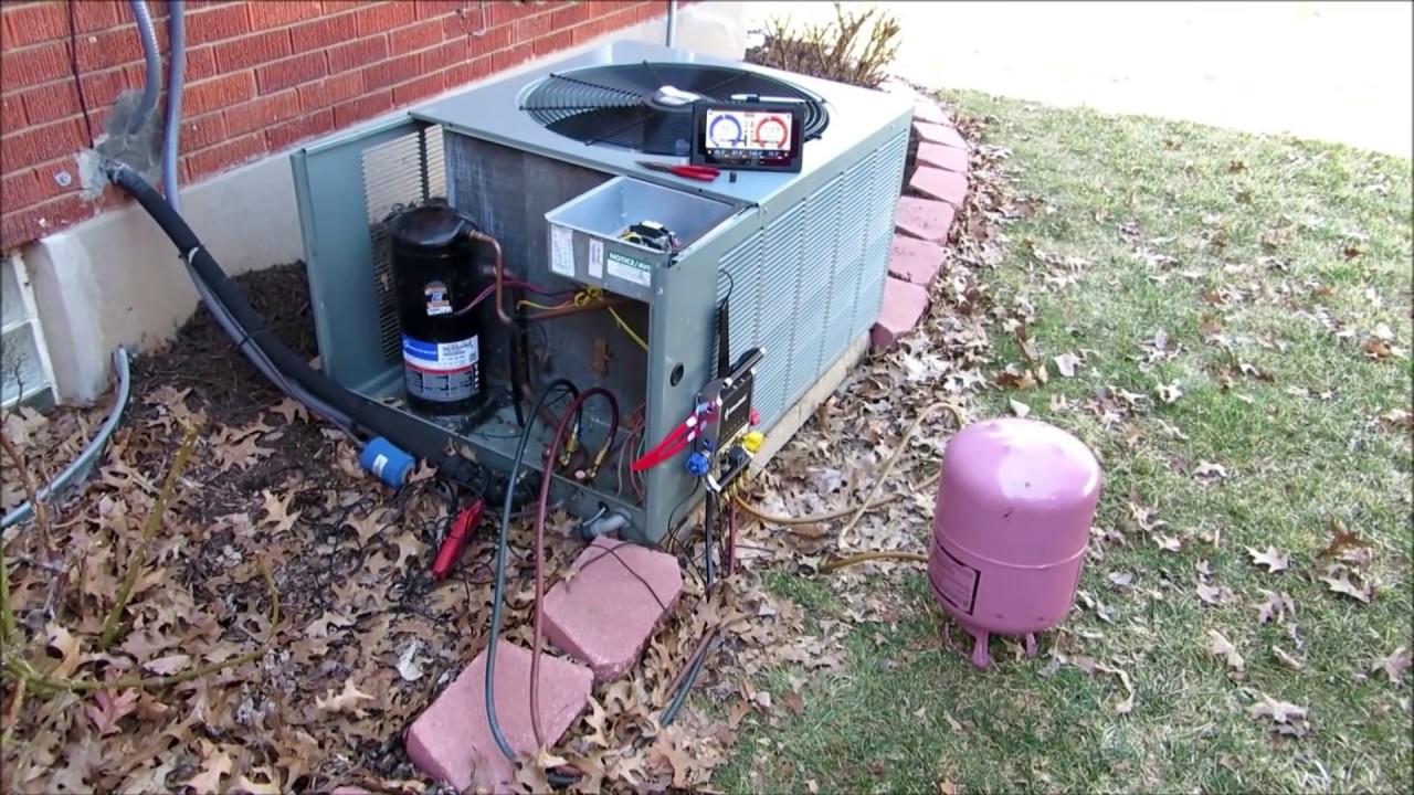 Ruud Air Conditioner