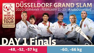 Düsseldorf Grand Slam 2020 - Day 1: Finals