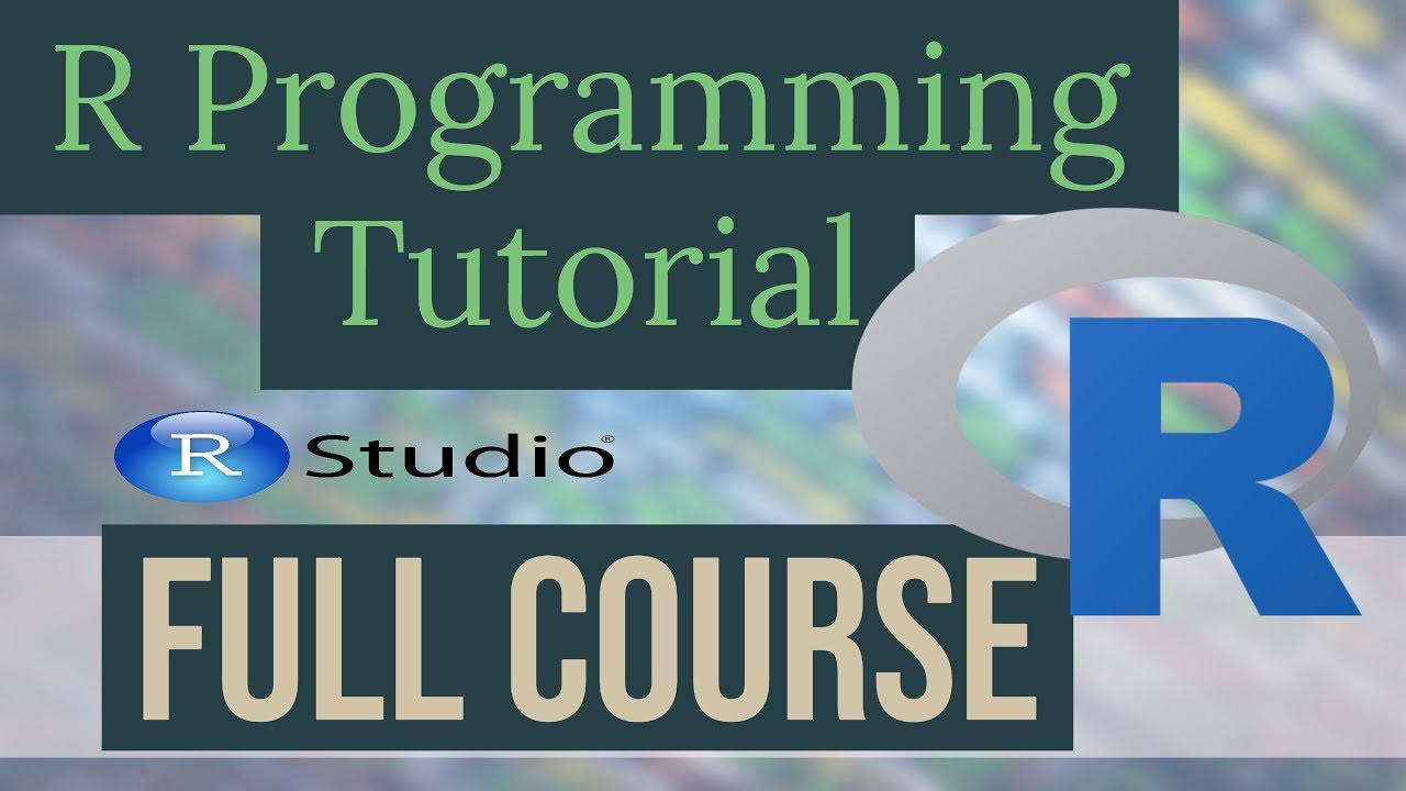 R Programming Tutorial | Data Analysis with R | R Tutorial For Beginners |  Data Science with R
