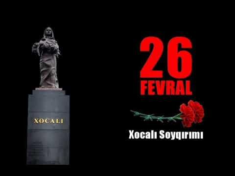 Xocali Faciəsi şeiri,  Xocali Soyqirimi (26.02.1992)