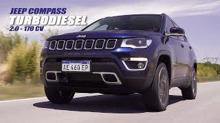 Jeep Compass 2.0 Turbodiésel 4x4 - Minitest - Matías Antico - TN Autos