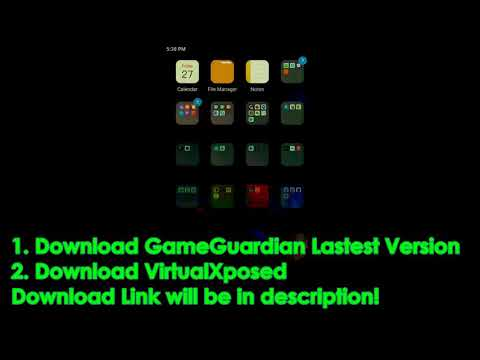 How To Open And Use Game Guardian In Android (NO ROOT) Work 100%|| Hack Any Game On No Root Android