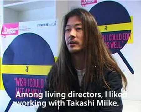 Asano Open Part 2 - Favourite directors?