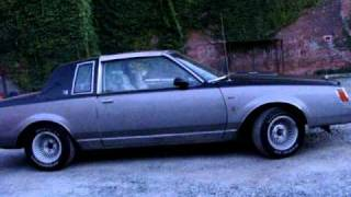 1983 Buick Regal t-type