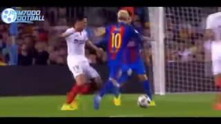 ليونيل ميسي vs كريستيانو رونالدو   أفضل مهارات و الأهداف 2016-2017
