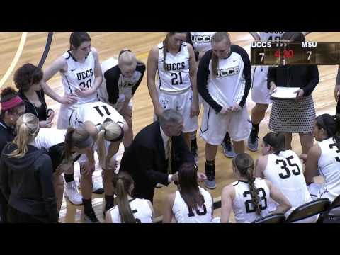 Women's Basketball: UCCS vs MSU-Denver