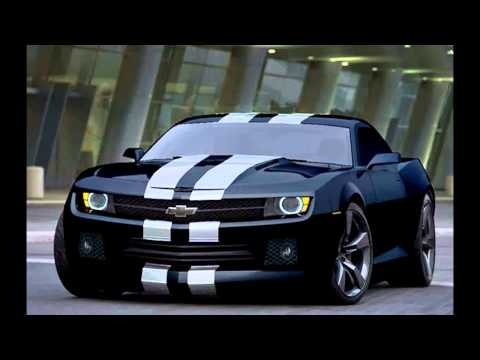 Top 20 Mejores Autos Lamborghinis Y Camaros Youtube