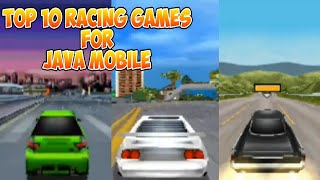 Download TOP 10 RACING GAMES FOR J2ME LOADER (ANDROID)