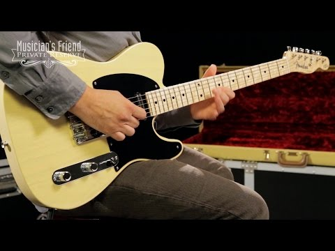 Fender Custom Shop Danny Gatton Telecaster Electric Guitar