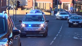 Fire officer responding - Land Rover Freelander(Hereford & Worcester Fire & Rescue Service | Fire Officer | Land Rover Freelander | Responding in Worcestershire Date this video was filmed: 6th January 2015 ..., 2015-01-07T18:30:01.000Z)