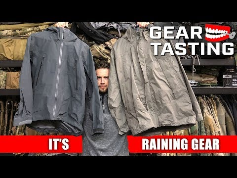 It's Raining Gear - Gear Tasting 114
