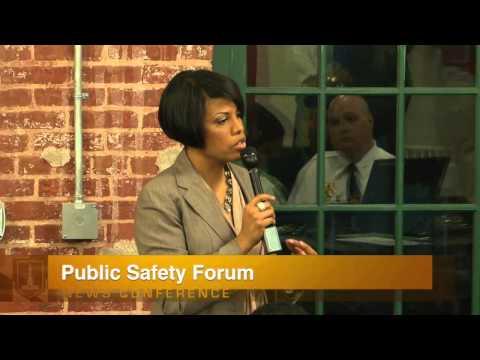 Mayor's Public Safety Forum, April 10, 2014
