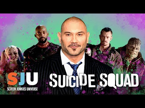 Dave Bautista to Join the Suicide Squad? - SJU