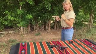 How To Rack The Slide on Semi Auto Handguns