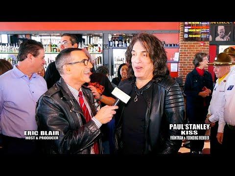 KISS Paul Stanley & Eric Blair talk Rock & Brews & David Lee Roth